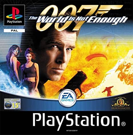 Amazon Com James Bond The World Is Not Enough By Electronic Arts