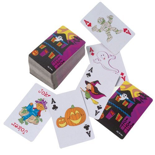Halloween Playing Cards 2