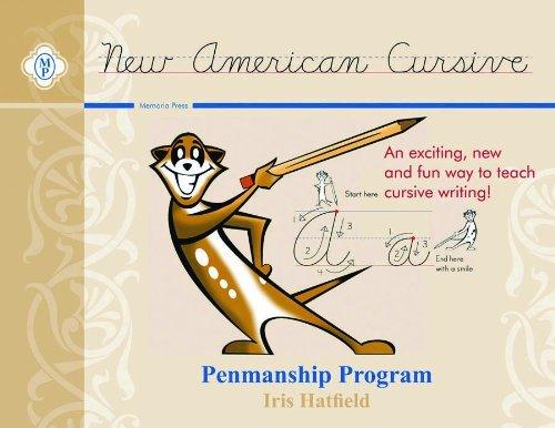 New American Cursive I by Iris Hatfield (2007-01-01)