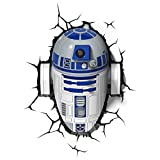3DLightFX Star Wars R2-D2 3D Deco Light Review