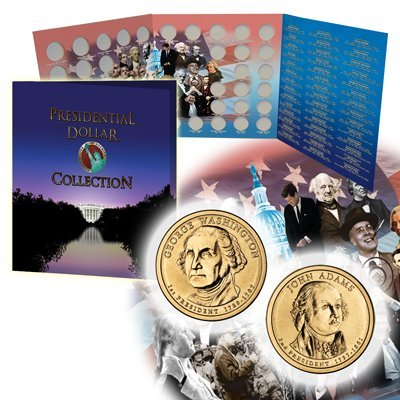 Presidential Coin Album