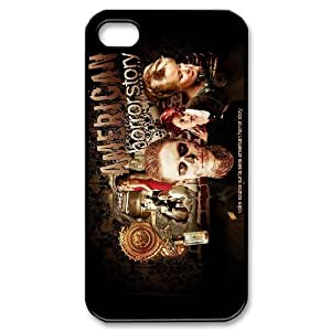 HB-P-CASE DIY Design American Horror Story Pattern Phone Case For Iphone 4/4s