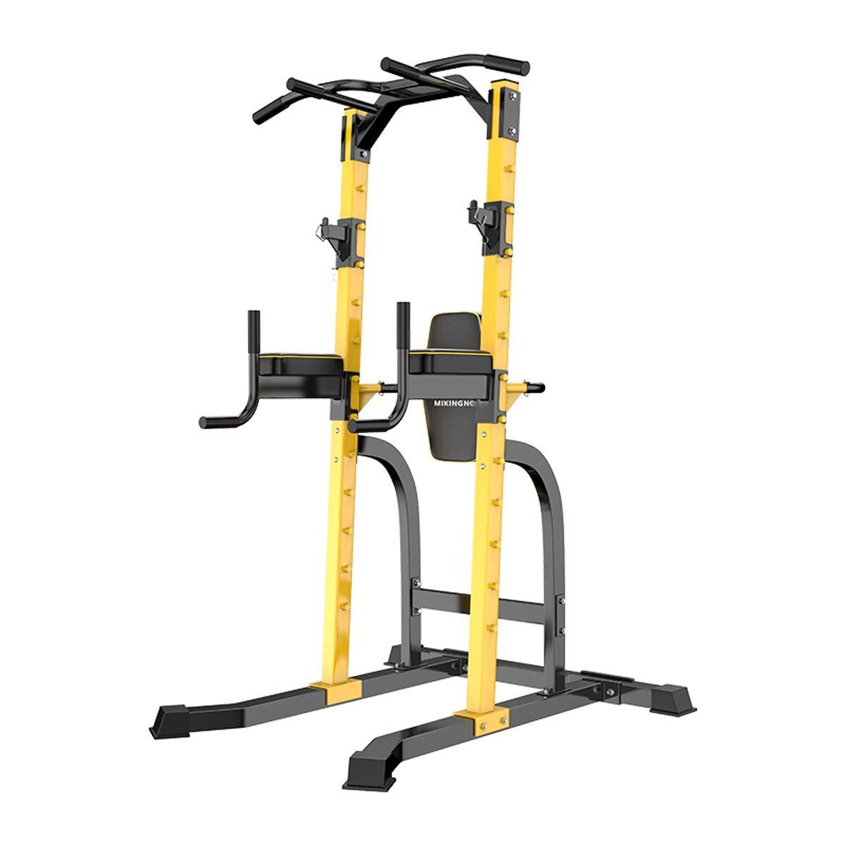 Pull-ups Home Indoor Horizontal Bar Multi-Functional Fitness Equipment Squat Bench Press Barbell Bracket by Baianju
