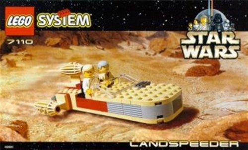 Lego Star Wars 7110 Landspeeder Set