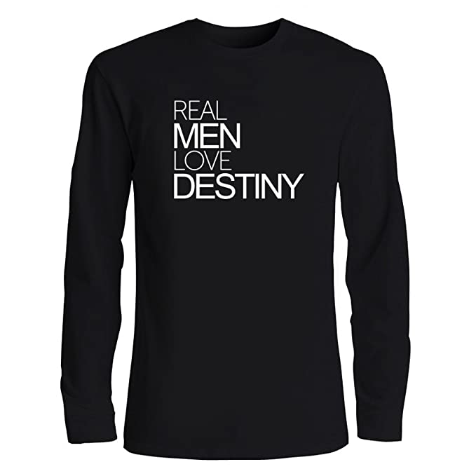 Love Men Manga Nombres Destiny Femenino Real Camiseta Idakoos Ewn65ZqxB