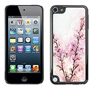 Dragon Case - FOR Apple iPod Touch 5 - in this world - Caja protectora de pl??stico duro de la cubierta Dise?¡Ào Slim Fit