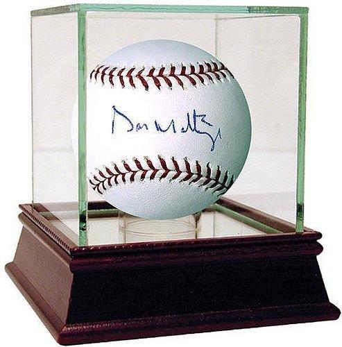 Yankees Don Mattingly Autographed Autographed Signature Baseball Steiner Sports Derek Jeter Captain