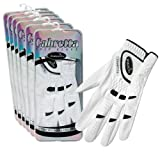 Intech Six-Pack Ti-Cabretta Men's Cadet Left-Hand Glove