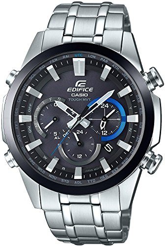 CASIO Watch EDIFICE world six stations corresponding Solar radio EQW-T630JDB-1AJF Men