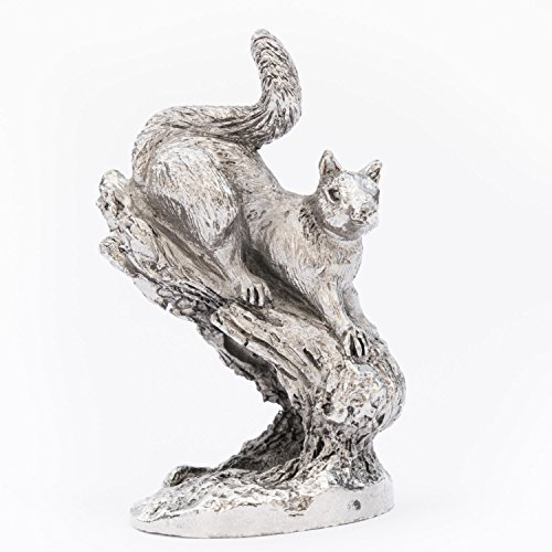 Squirrel (scenej Made in UK Artistic Style Animal Figurine Collection