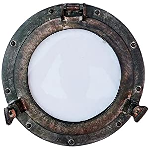 5169LWqMrGL._SS300_ 100+ Porthole Themed Mirrors For Nautical Homes For 2020