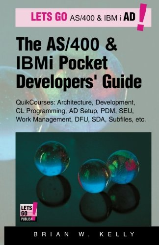 The AS/400 and IBM i Pocket Developers Guide: QuikCourses:, used for sale  Delivered anywhere in USA