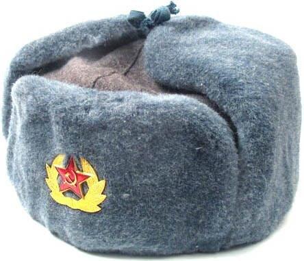 5edaffb4b4c Authentic Russian Army Ushanka Winter Hat-64 Soviet Soldier  Amazon.co.uk   Clothing
