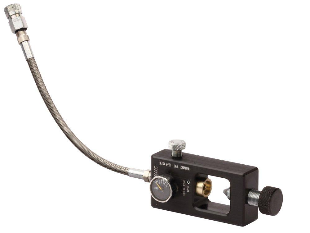 Scuba Yoke Adaptor For Benjamin/Crosman PCP Airguns by Benjamin