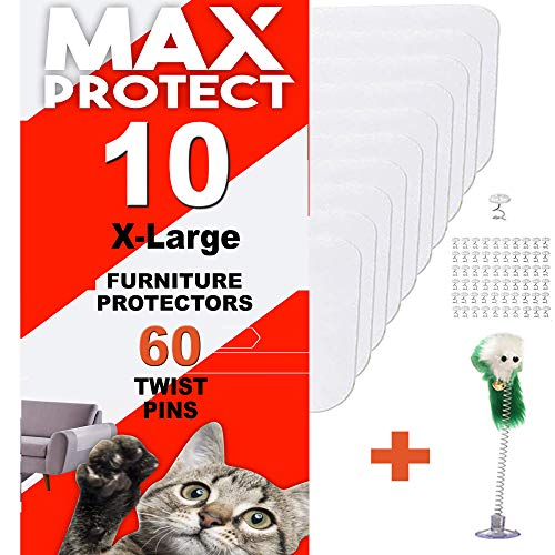 Furniture Protectors from Cats - 10 Pcs, X-Large 17