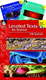 Leveled Texts for Science: 3-Book Set