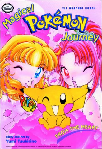 Magical Pokemon Journey, Volume 7: From The Heart