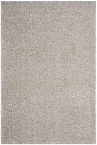 Safavieh Arizona Shag Collection ASG820D Southwestern Linen Area Rug (5'1