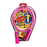 Pink Children's Light Up Glitter Jump Rope with Swivel Handles