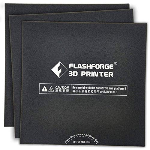 Flashforge FDM 3D Printer Build Plate Sticker (Adventurer 3)