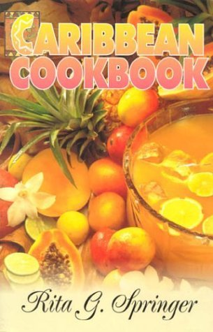 Books : Caribbean Cookbook by Rita Springer (2012-01-18)