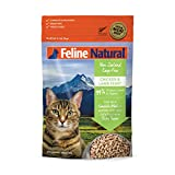 K9 Feline Natural Chicken & Lamb Feast Ze Dried Raw Cat Food 0.77-Lb Bag Review