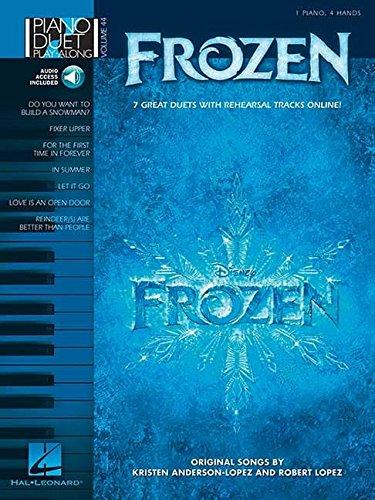 Download Frozen: Piano Duet Play-Along Volume 44 pdf epub