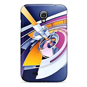 Fashion Tpu Case For Galaxy S4- Vector Defender Case Cover
