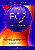 FC2 Female Condom 3 3-Packs (9 units)
