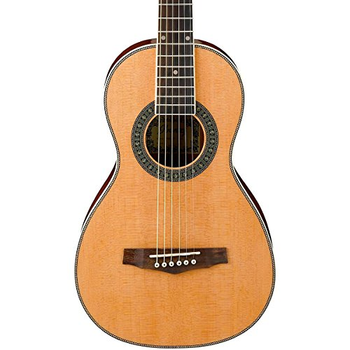 Ibanez Natural Parlor Acoustic Guitar product image