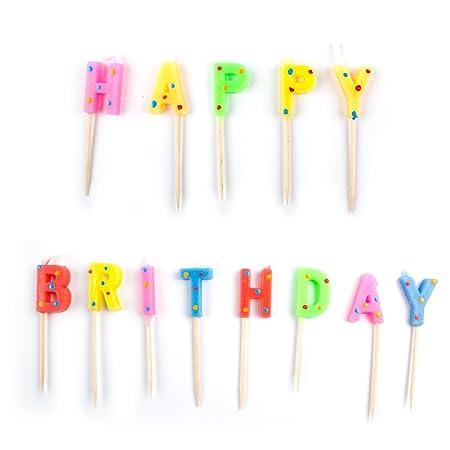 Feliz cumpleaños carta vela de cumpleaños protección del ...