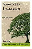 Growing in Leadership, Carl Simmons, 1494850885