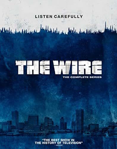 The Wire - Complete Season 1-5