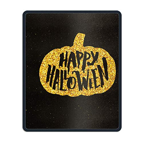Happy Halloween Party Rubber Mouse Pad Desktop Anti Slip Computer Mouse Mat Square ()