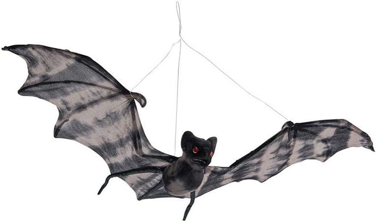 Esemplare Pipistrello Animale in Blocco Acrilico Fermacarte Collezione di Resine Esibizione di Creature Scienze Educazione Campioni di Classe