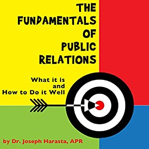 The Fundamentals of Public Relations Audiobook