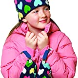 Hold'Em Mitten and Glove Clips for Toddler and