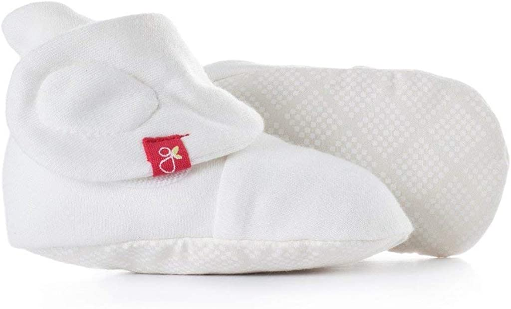 Goumikids goumiboots, Soft Stay On Booties Keeps Feet Warm and Adjusts to Fit as Baby Grows