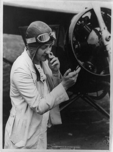 Infinite Photographs Photo: Phoebe Omlie wins National air Derby,Pilots,Transcontinental Sweepstakes,1931