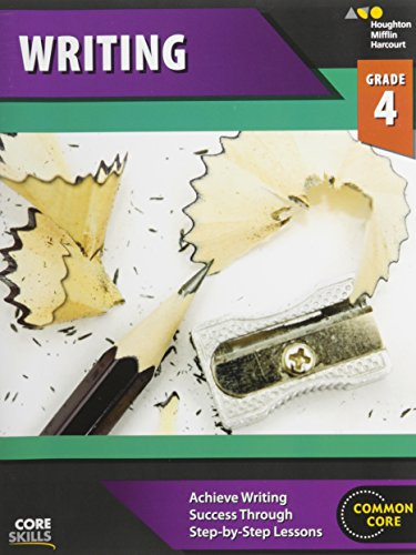 Steck-Vaughn Core Skills Writing: Workbook Grade 4 ()