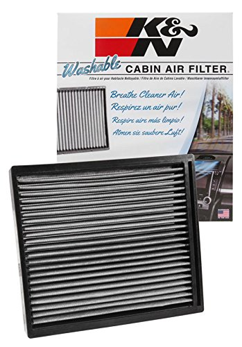 VF2010 K&N CABIN AIR FILTER (Cabin Air Filters):