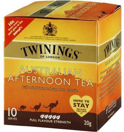 Australian Tea - Twinings of London Australian Afternoon Tea - 10 Serves