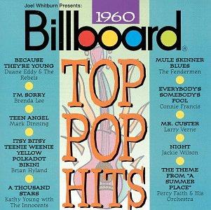 Billboard Top Pop Hits: 1960