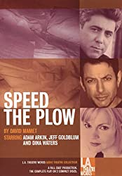 Speed the Plow (Library Edition Audio CDs)