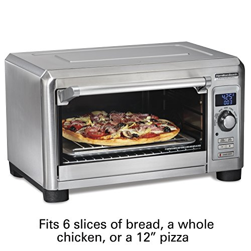Hamilton Beach 31240 Toaster Countertop Oven Convection