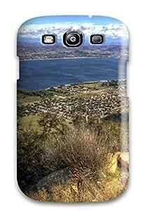 XuzvdAC15730umzAL Tpu Phone Case With Fashionable Look For Galaxy S3 - Locations Orange County