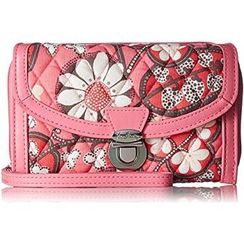 Womens Ultimate Wristlet Blush Pink One Size Vera Bradley CrJ63Y