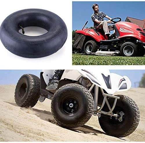 Lawn Mowers Hand Trucks with TR87 Bent Metal Valve Carts Wagons TANOU 13X5.00-6 Replacement Inner Tube for Wheelbarrows Snow Blowers Tractors and More