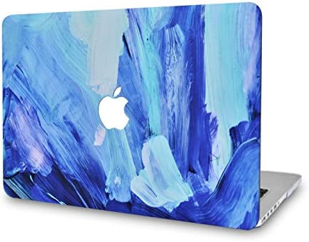 LuvCase Rubberized Plastic Hard Shell Cover Compatible MacBook Pro 12