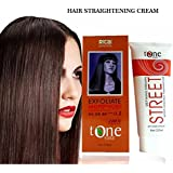 Permanent Hair Straightening Cream Brazilian Keratin Treatment Professional Hair Relaxer Cream Natural Hair Moisturizer Blow Dry